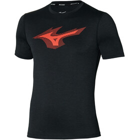 Mizuno Core RB Tee Men, black